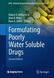 Formulating Poorly Water Soluble Drugs