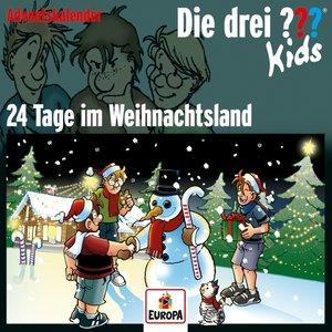 Die drei ??? Kids - 24 Tage im Weihnachtsland (Fragezeichen)