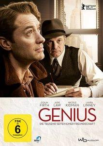 Genius - Die tausend Seiten einer Freundschaft