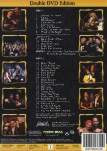 "20 Years Of Axxis ""The Legendary Anniversary Live"