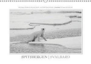 Emotional Moments: Spitsbergen Svalbard UK-Version (Wall Calen