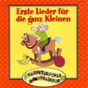 Erste Lieder für die ganz Kleinen. CD