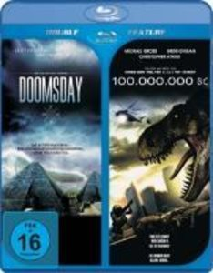 Double Feature-Doomsday & 100 Million BC