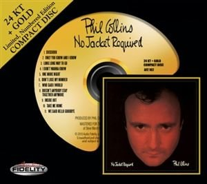 No Jacket Required 24k-Gold-CD