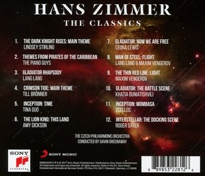 Hans Zimmer-The Classics
