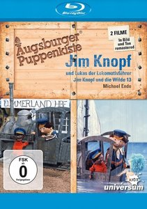 Augsburger Puppenkiste-Jim Knopf...und Lukas de