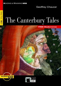 Chaucer, G: Canterbury Tales/mit CD