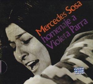 Homenaje A Violeta Parra (Remasterizado)