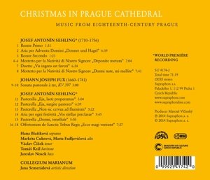 Christmas in Prague Cathedral - Music from 18th Century Prague