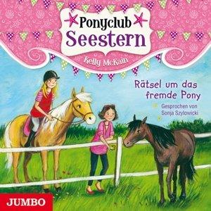 Ponyclub Seestern 3-Rätsel Um Das Fremde Pony