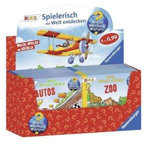 "Verkaufs-Kassette \""Ravensburger Minis 86 - Wieso? Weshalb? Waru"