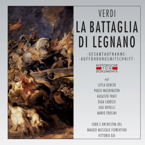 La Battaglia Di Legnano-Aufführungsmitschnitt