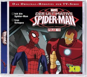 Disney / Marvel - Der ultimative Spider-Man 11