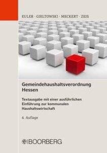 Gemeindehaushaltsverordnung Hessen