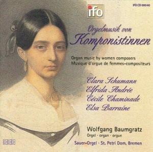 Orgelmusik Von Komponistinnen