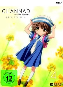 Clannad After Story Vol.4 (Vanilla) DVD
