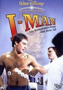 I-Man - Die Kampfmaschine aus dem All