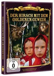 Der Hirsch mit dem goldenen Geweih