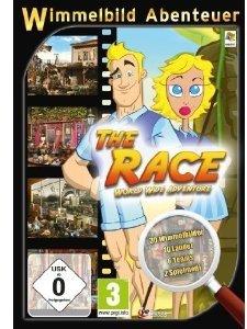 The Race-Wimmelbild-Abenteuer