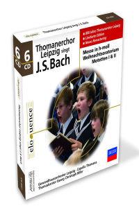 Thomanerchor Leipzig Singt Bach (Ltd.Edt.)