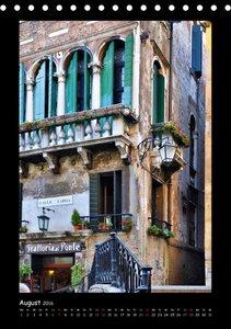 Venedig (Tischkalender 2016 DIN A5 hoch)