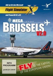 Flight Simulator X - Brussels Airport (FSX)