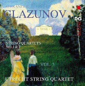 Sämtliche Streichquartette Vol.5