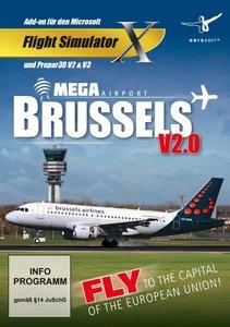 Flight Simulator X - Brussels Airport (FSX)