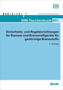 Sicherheits- und Regeleinrichtungen für Brenner