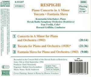 Klavierkonzert/Toccata/+