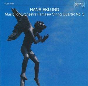 Music for Orchestra/Fantasia/String Quartet