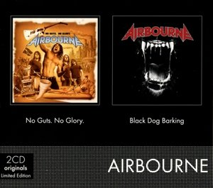 No Guts.No Glory/Black Dog Barking