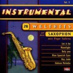 Instrum.Vol.5-Saxophon