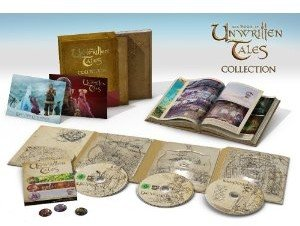 The Book of Unwritten Tales: Collectors Edition