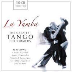 La Yumba-The greatest TANGO performers