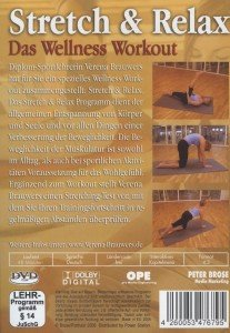 Stretch & Relax-Wellness Work out