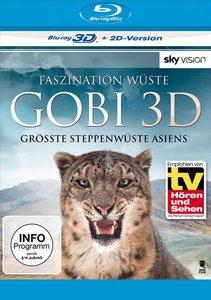 Faszination Wüste - Gobi 3D: Grösste Steppenwüste Asiens
