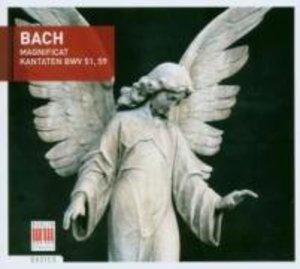 Magnificat/Kantaten BWV 51,59