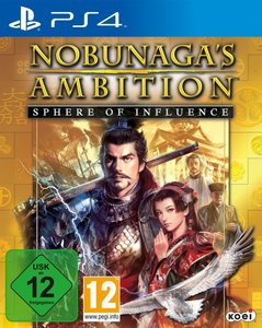 Nobunaga's Ambition: Sphere of Influence (PlayStation PS4)