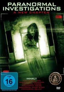 Paranormal Investigations (DVD)