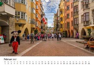Grüße aus Innsbruck (Wandkalender 2017 DIN A3 quer)
