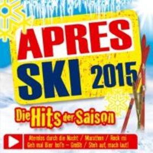 Apres Ski 2015-Die Hits der Saison