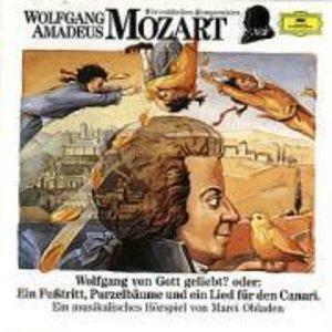 Wir Entdecken Komponisten-Mozart 3: Von Gott