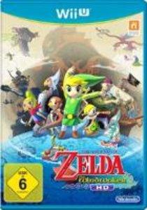 Wii U Zelda Wind Waker HD
