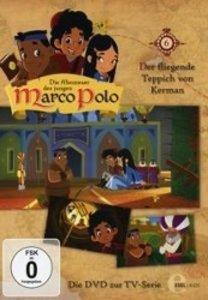 (6)DVD z.TV-Serie-Der Fliegende Teppich Von Kerman