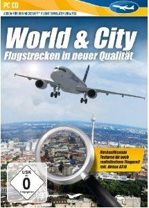 Flight Simulator X - World & City