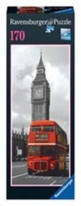 Ravensburger 15128 - London Bus, 170 Teile Puzzle