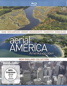 Aerial America - Amerika von oben: New England Collection