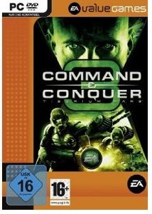 Command & Conquer 3 - Tiberium Wars [Software Pyramide]