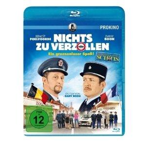Nichts zu verzollen (Blu-ray)